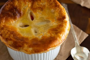 Beef & Beer Pot Pies